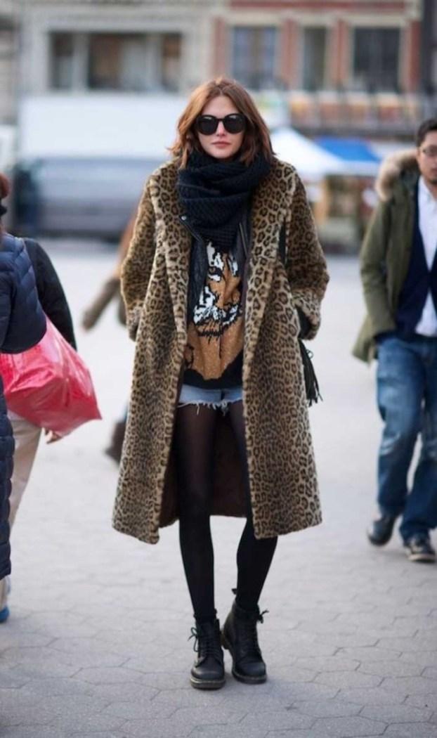 leopard print trend alert this winter 2