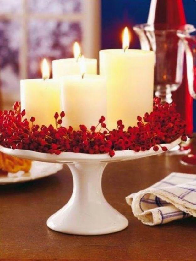 Romantic DIY Valentine's Day Table Decorations 8