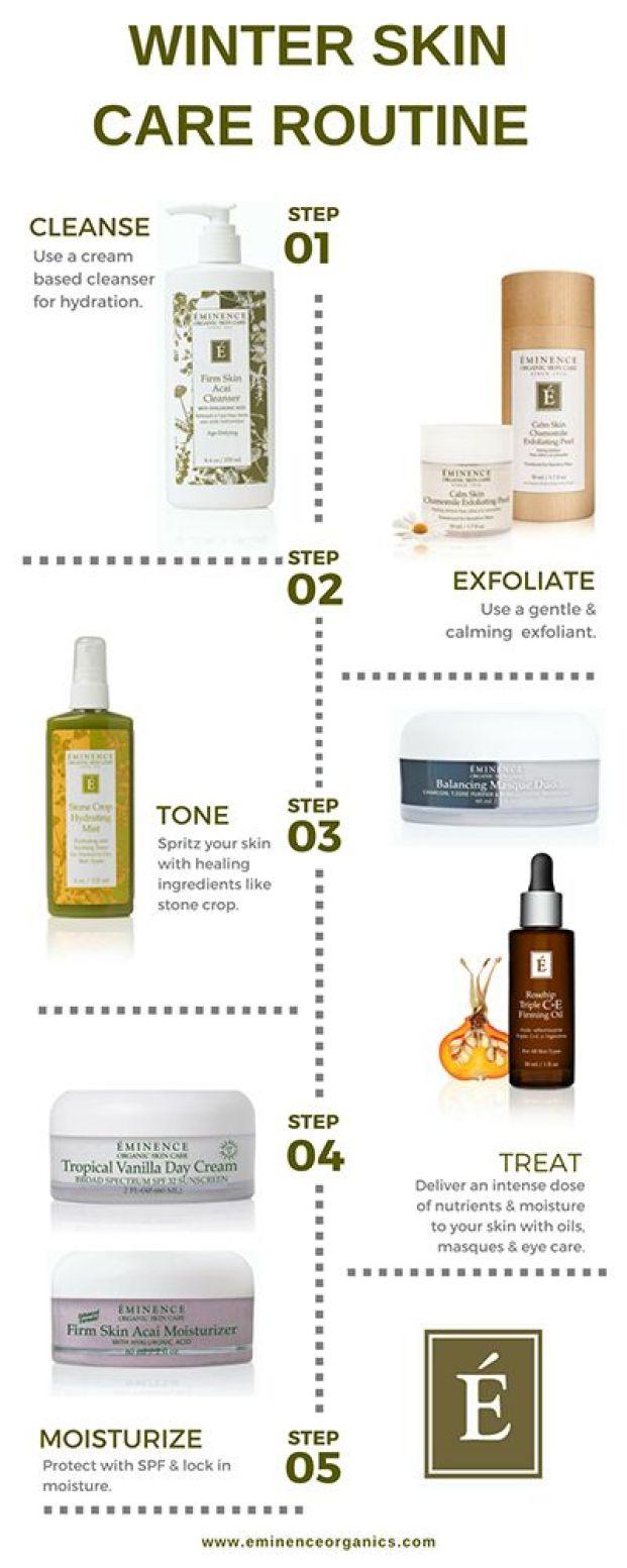 Guide For Winter Skin Care