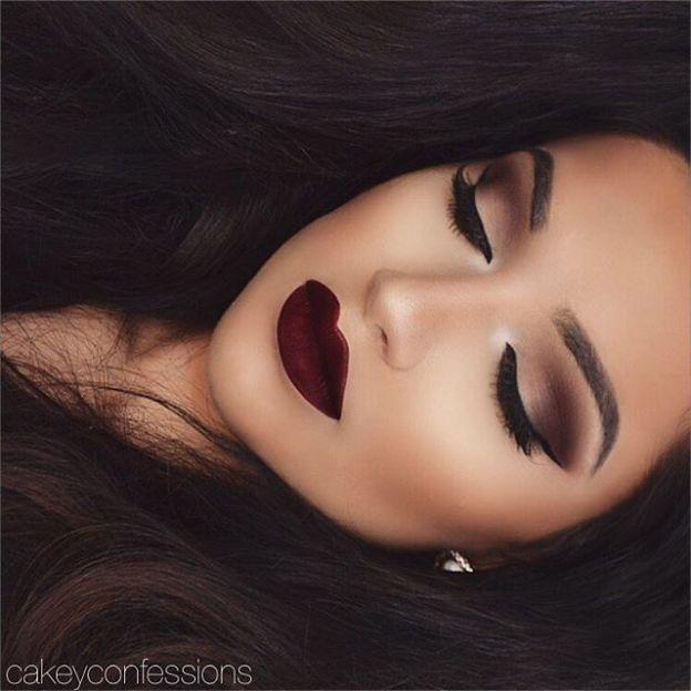 Makeup looks for 2017-smokey eyes 2