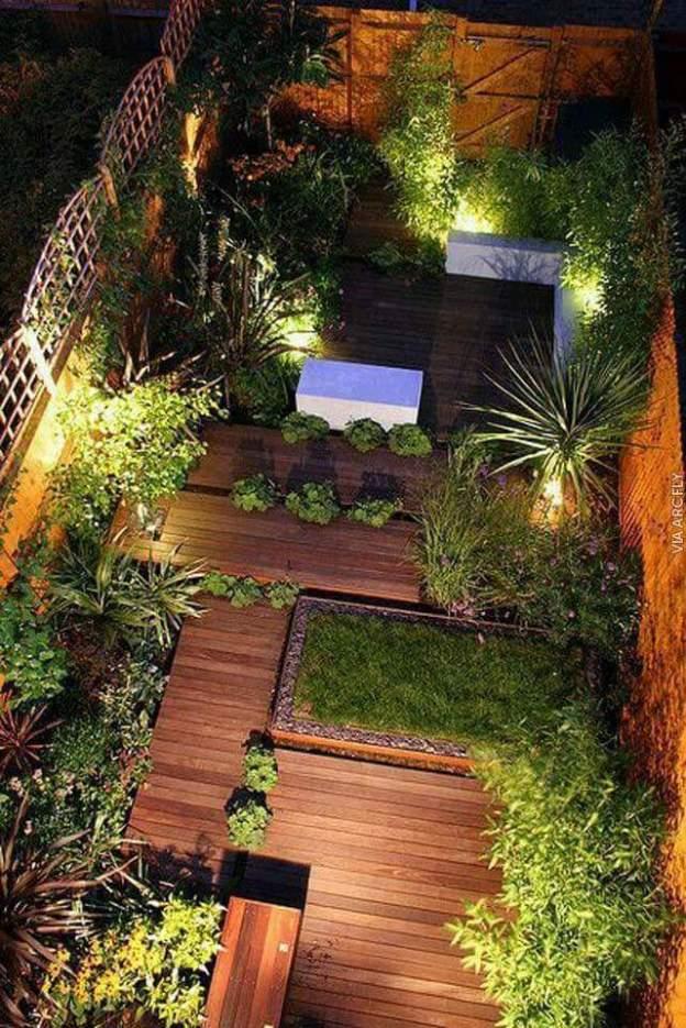 modern small backyard ideas 1