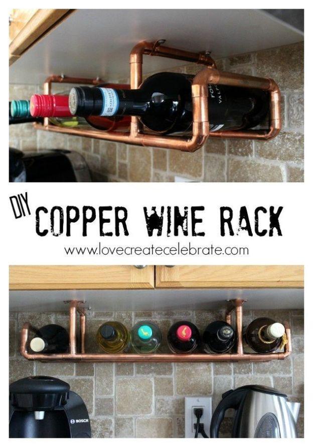 diy wine rack ideas