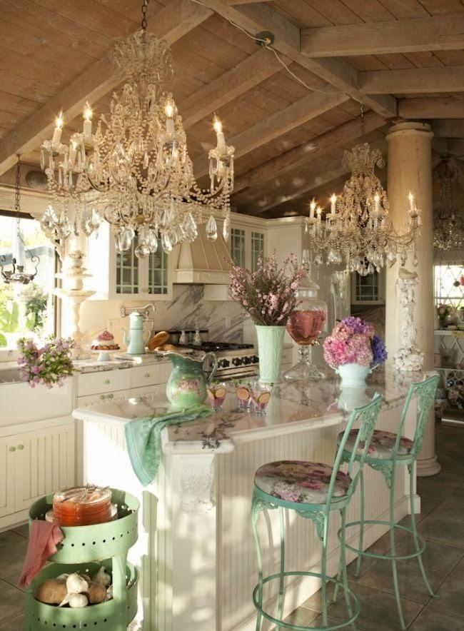 Shabby Chic DIY Interior Design Ideas