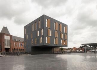 City Square Mortsel, Belgium