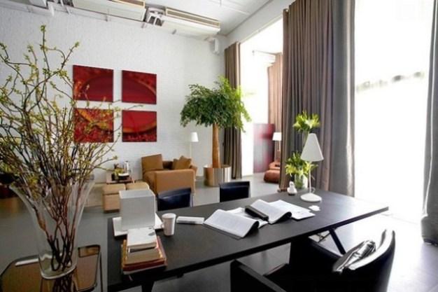 Home-office-design-feng shui office design ideas