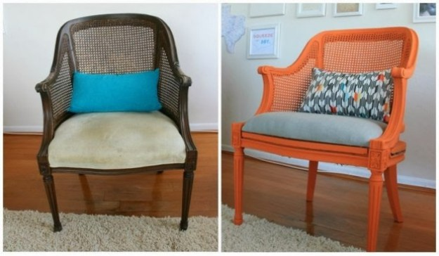 how to reupholster a chair ideas 2