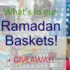 Ramadan Basket Ideas