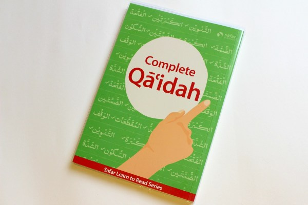 Complete Qaidah Safar Read Quran for Children