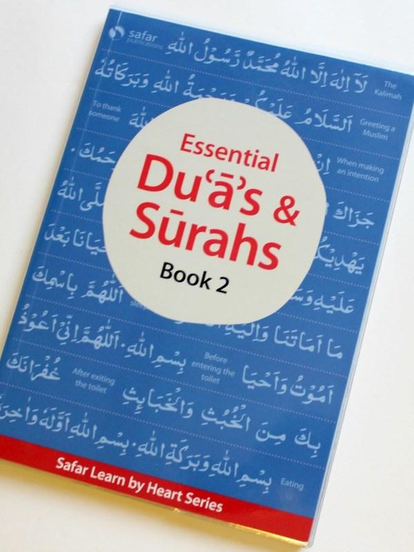 Safar Duas and surahs book 2