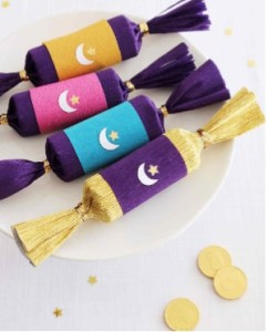 Children's Eid Party idea Crackers