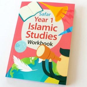 Islamic Studies for children Level 1 workbook