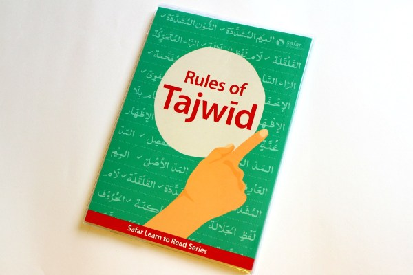 Safar Islamic Curriculum Rules of Tajwid for children
