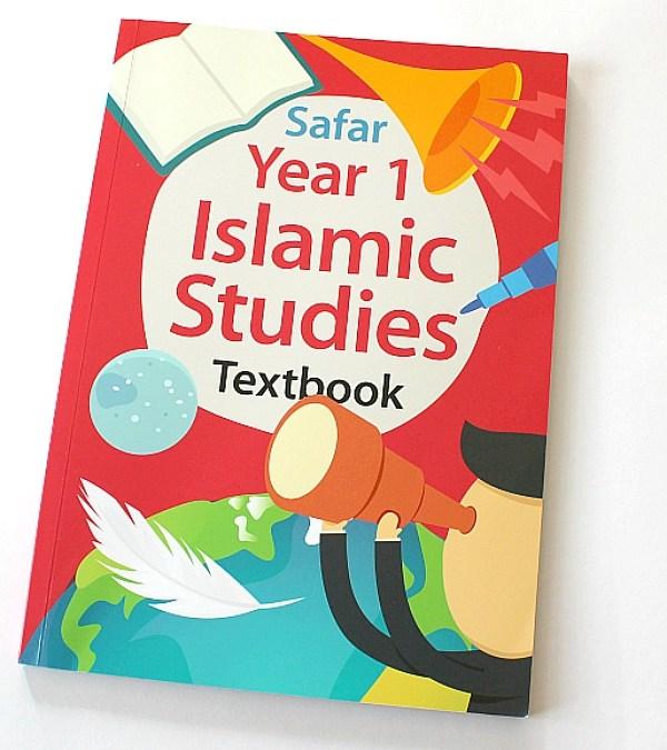 Safar Islamic Studies for children year 1