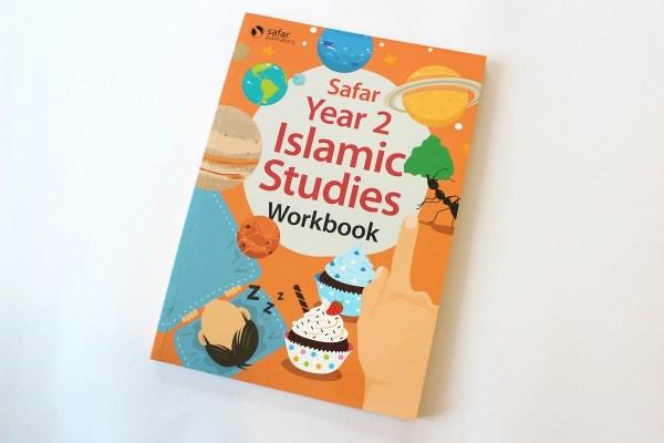 Islamic studies curriculum for children year 2