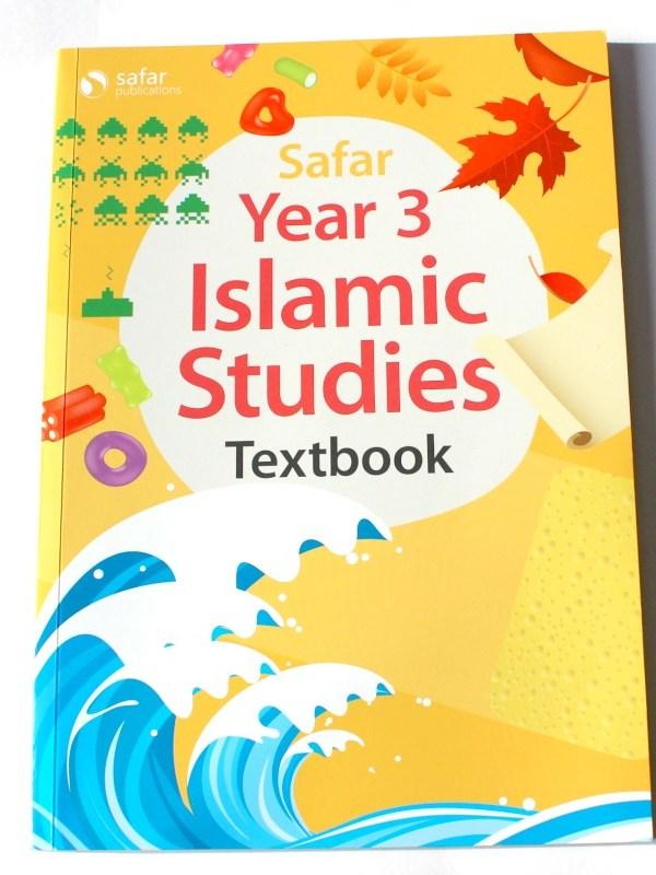 Year 3 Safar Islamic Studies 2nd Grade