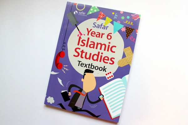 Safar Islamic studies for children year 6