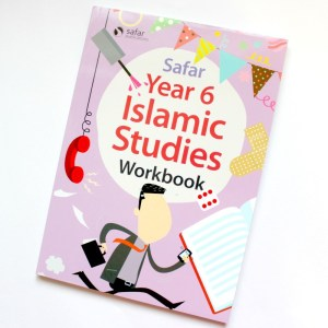 Safar Islamic Studies curriculum for children year 6