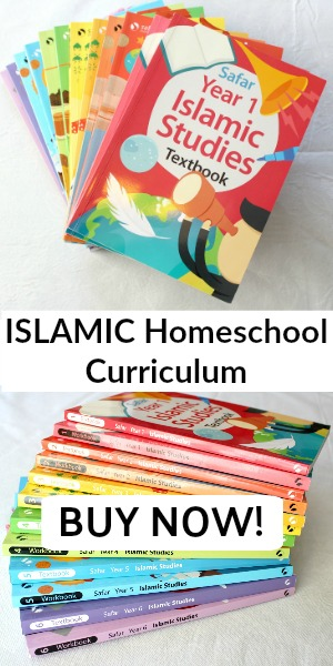 Islamic curriculum our muslim homeschool