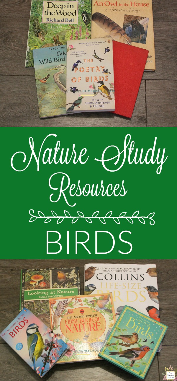 Nature study Birds resources