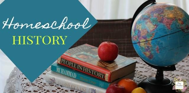 Islamic homeschool history living curriculum