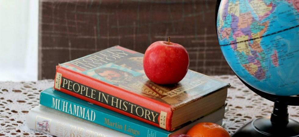 islamic homeschool history
