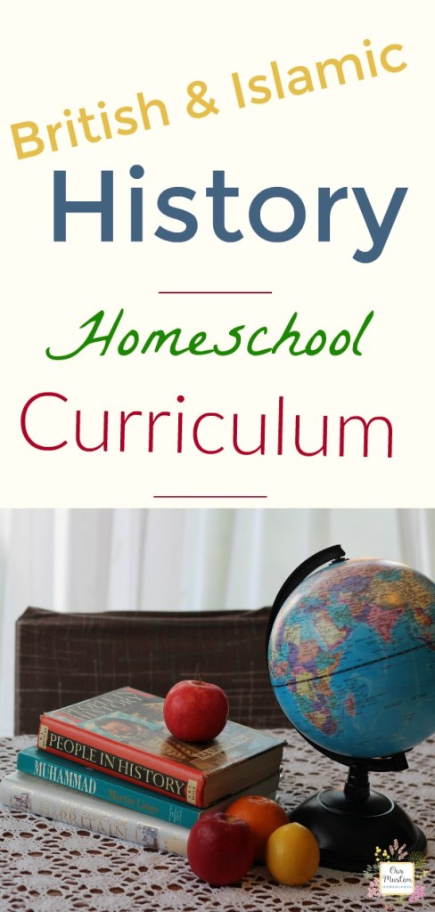 Islamic homeschool living history curriculum