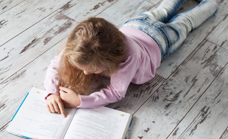 How to teach kids to read