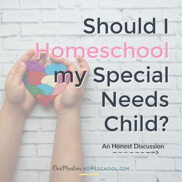 Homeschooling children with special educational needs | Should I homeschool my child with SEN? | The pros and cons.