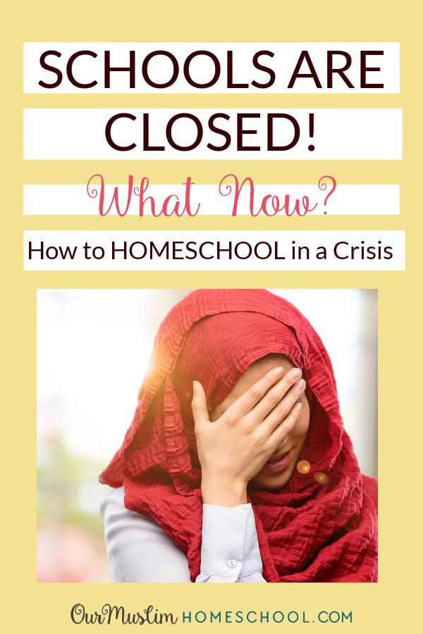 homeschooling in lockdown