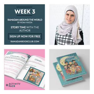 Ramadan Book Club for Kids