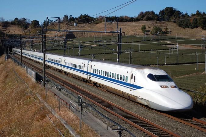 India's first bullet train between Mumbai and Ahmedabad