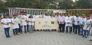 Nagpur wins Earth Day Network Award