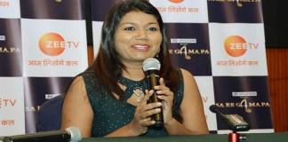 Vaishali Mhade urges Nagpur's talent to audition for Sa Re Ga Ma Pa 2018