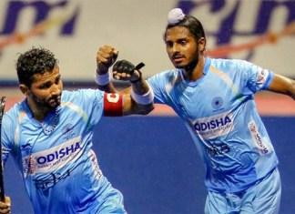 Determined Indian Junior Men's Hockey Team beat Japan 1-0