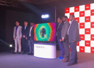 TCL 65X4 Android QLED AI TV announced, priced at Rs 1,09,990