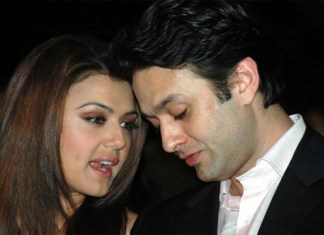 Preity Zinta & Ness Wadia