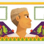 Google Doodle celebrates Baba Amte's 104th birth anniversary