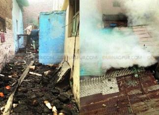 Major fire in Jagnath Budhwari
