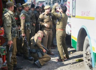 Grenade Attack At Bus Stand In Jammu, 28 Injured