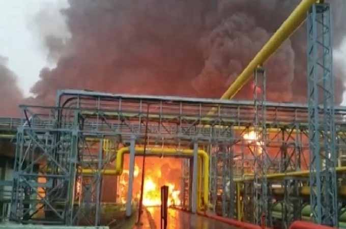 Uran ONGC Plant