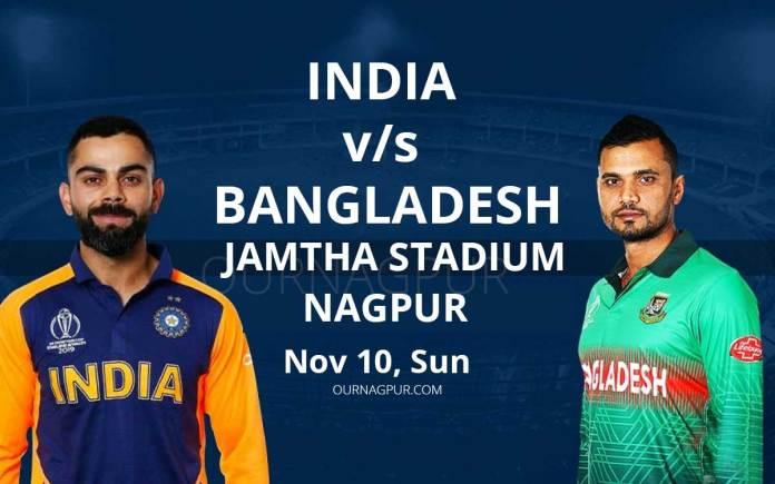 india vs bangladesh nagpur tickets