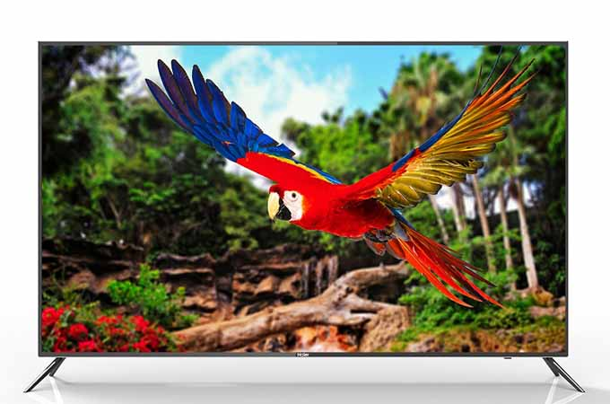 Haier Android TV's
