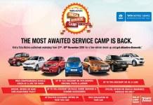 Tata Motors Mega Service Camp
