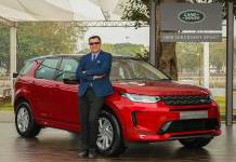 jaguar Land Rover India