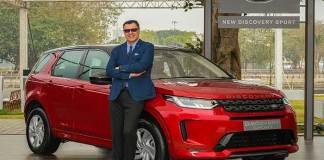 jaguar Land Rover India