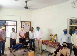 jivala workers blood donation