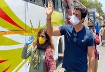 Bollywood actor sonu sood