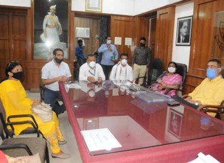 Nag Nadi Project meeting