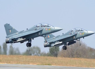 The Government formally sealed Rs. 48,000 crore deal to procure 83 Tejas LCA