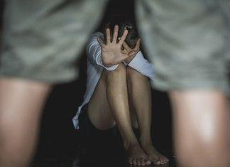 Teen Rape Survivor